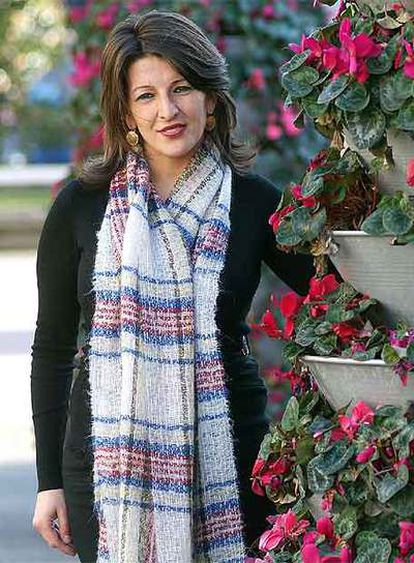 Yolanda Díaz, candidata a la Presidencia por Esquerda Unida.