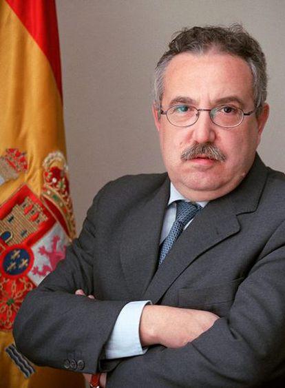 Pedro Martínez, fiscal del Tribunal Superior de Justicia de Madrid