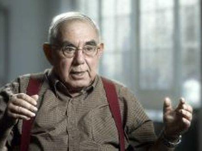 Avraham Shalom, antiguo jefe del Shin Beth.
