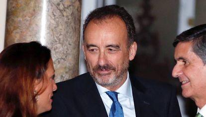 El magistrado del Tribunal Supremo Manuel Marchena, en un acto celebrado en Madrid.