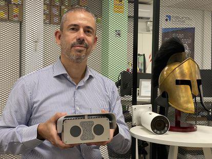 Elías Valcárcel, CEO de Neural Labs.