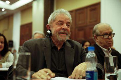 El expresidente Lula, en foto de archivo.