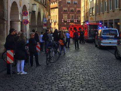 La policía ha confirmado que el conductor se ha suicidado. La prensa informa que tenía problemas psicológicos
