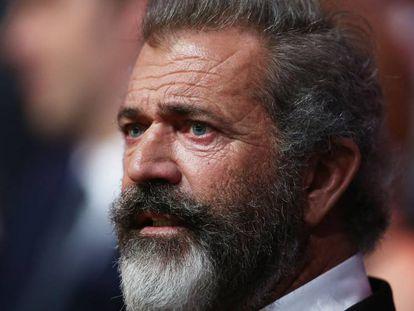 Mel Gibson, en Sídney, el 7 de diciembre.