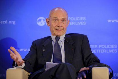 El director general de la OMC, Pascal Lamy, el pasado mayo en París.
