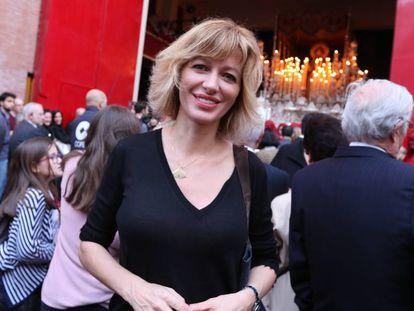 Susanna Griso, en marzo de 2018 en Málaga.