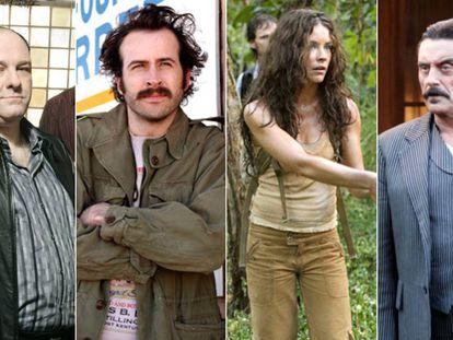 'Los Soprano', 'Me llamo Earl', 'Perdidos' o 'Deadwood'. Series que todavía provocan debates: qué paso al final. En vídeo, el final de la serie protagonizada por James Gandolfini (Tony Soprano).