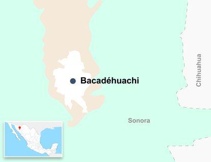 El yacimiento de litio de Bacadéhuachi se ubica en Sonora (norte de México).