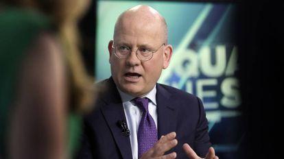 El ex consejero delegado de General Electric, John Flannery.