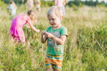 Los niños altamente sensibles muchas veces se sienten sobrepasados en ciertas situaciones. Adoran la naturaleza