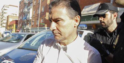 Serafín Castellano, dirigente popular y exdelegado del Gobierno en la Comunidad Valenciana en 2015.