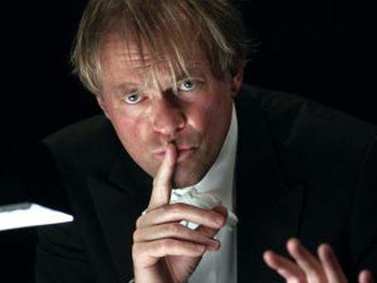 El director de orquesta Thomas Hengelbrock.