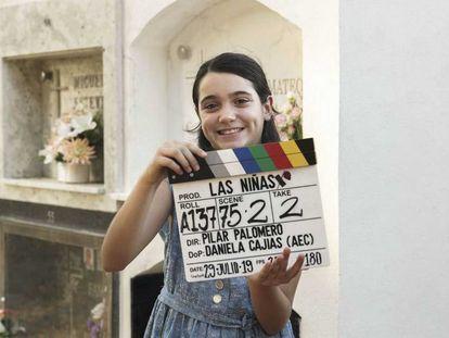 Andrea Fandos, la protagonista de 'Las niñas'