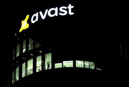 Sede de Avast en Praga