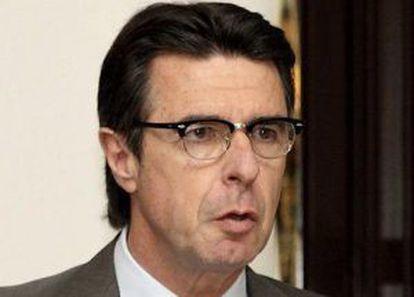 José Manuel Soria, ministro de Industria.