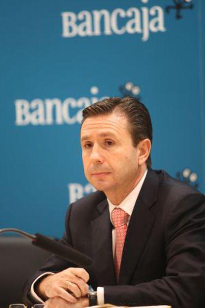 Aurelio Izquierdo, exdirector general de Bancaja y expresidente del Banco de Valencia.