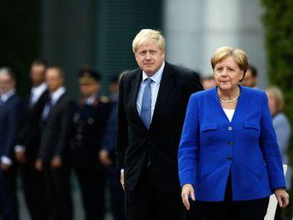 El primer ministro británico quiere que la UE ceda en el plan para la frontera irlandesa
