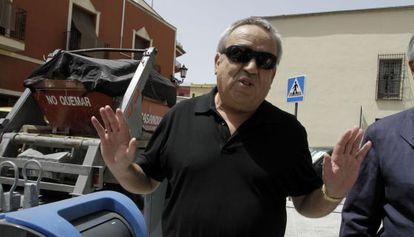 El empresario Ángel Fenoll.