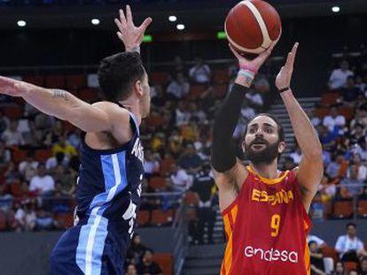 A la espera de la puesta a punto de Marc Gasol, el base de los Suns llega al Mundial como el líder de la selección española con la determinación anotadora que tenía en sus inicios