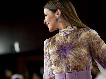 Paula Echevarría, en Madrid, el pasado mayo.