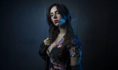 La cantante Mala Rodríguez, en Madrid.