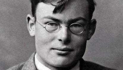 El matemático inglés Frank P. Ramsey.