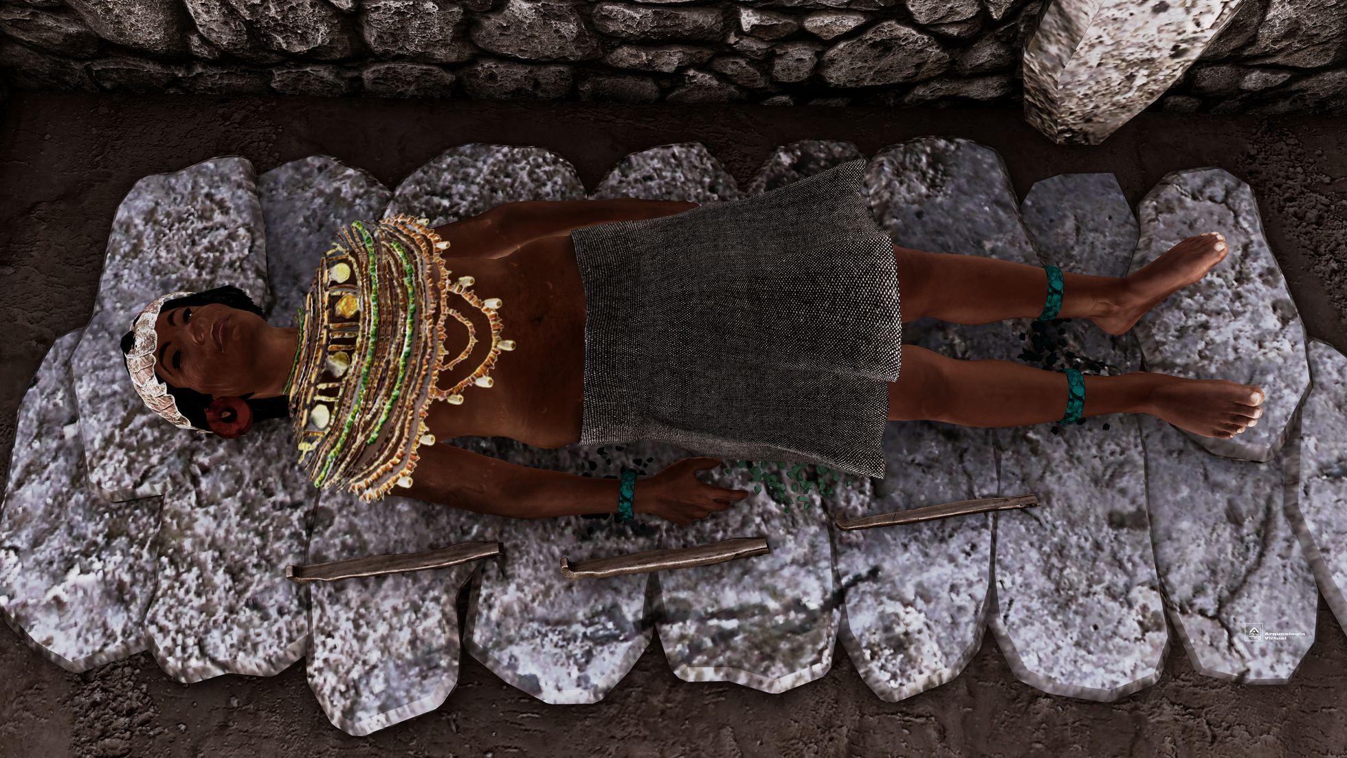 La doncella guerrera de Tingambato: el tesoro de la arqueología mexicana enterrado entre campos de aguacate