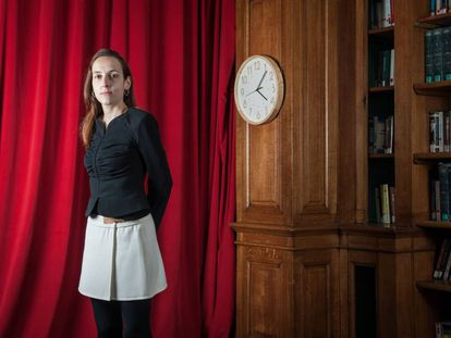 La economista Julia Cagé.