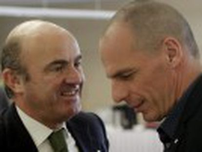 Los ministros insisten en que no habrá dinero para Atenas si no se pactan reformas
