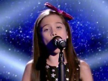 La joven de 10 años se alza con la victoria del concurso de Telecinco