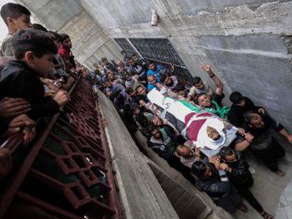 Netanhayu justifica el uso de la fuerza en las protestas de la Gran Marcha del Retorno, en las que 1.400 civiles resultaron heridos este viernes