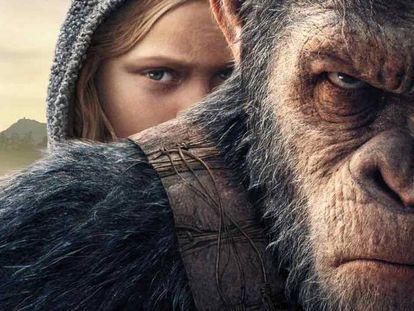 Imagen de ' La guerra del planeta de los simios'.