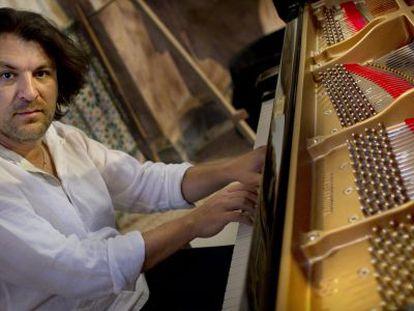 El pianista flamenco David Dorantes.