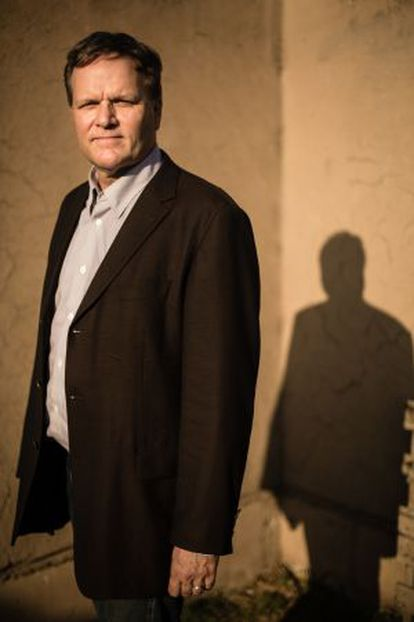 El historiador Charles Walker.