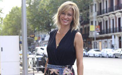 La presentadora Susana Griso.