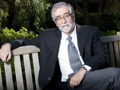 El escritor Vicenç Villatoro, nuevo director del Memorial Democrático de la Generalitat.