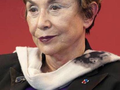 La psicoanalista Julia Kristeva.