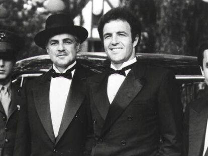 Los protagonistas de 'El Padrino'.