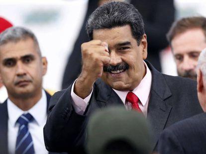 El presidente de Venezuela, Nicolás Maduro, en mayo en Caracas.