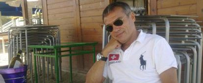Jordi Puig, en una imagen sacada de su perfil en Facebook.