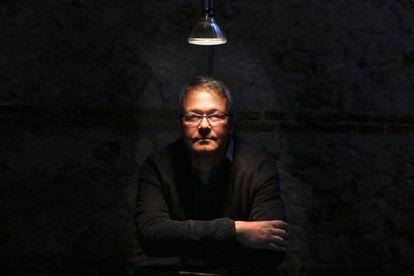 Rainer Voss, retratado la semana pasada en la Cineteca de Madrid.