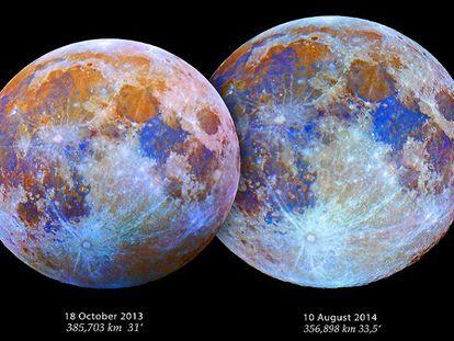 Cómo ver el eclipse lunar
