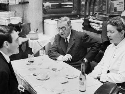 El director de 'Shoah', Claude Lanzmann, vende a la Universidad de Yale las 112 misivas que la filósofa le envió cuando eran amantes