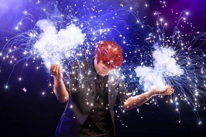 El mago francés Nestor Hato, en una imagen de promoción.