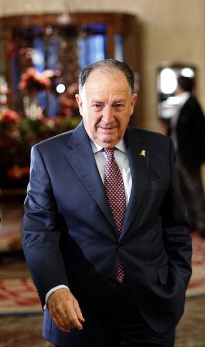 Félix Sanz, director del CNI.