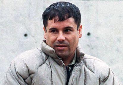 Joaquín 'El Chapo' Guzmán en 1993