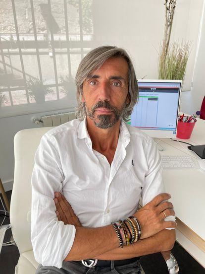 Raúl de Lucas, jefe de sección de Dermatología Pediátrica del hospital La Paz (Madrid).