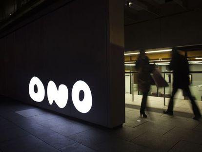 La sede de Ono, en Pozuelo, Madrid.
