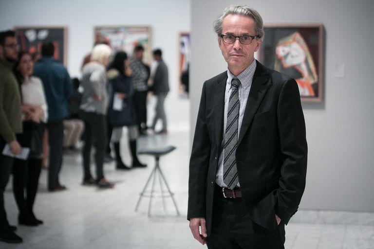 Emmanuel Guigon, director del Museo Picasso de Barcelona, en una foto de archivo.