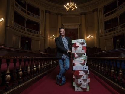 Carles Mulet, en el Senado con 14 archivadores con enmiendas.